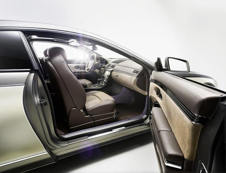 Maybach 57S Cruiserio Coupe.