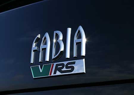 Nuevo Skoda Fabia RS