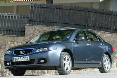 Honda Accord 2.0i VTEC Sport 4p