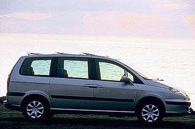 Peugeot 807 automatico