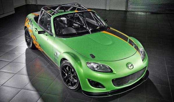 Descubre el Mazda MX5 GT