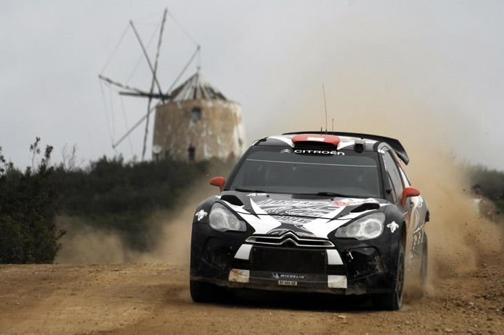WRC: Rally de Portugal 2011.