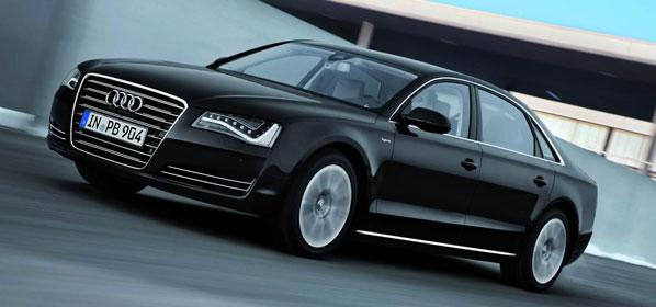 Audi A8 Hybrid, desde 77.000 euros