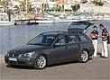 Equipamiento especial para el BMW Serie 5 Touring