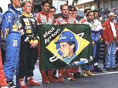 Una década sin Senna