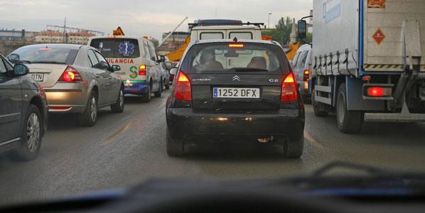 España se blinda ante los coches en mal estado