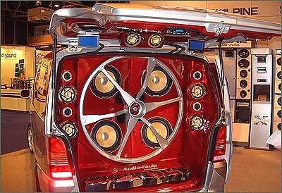 Motortec: Audio y Multimedia