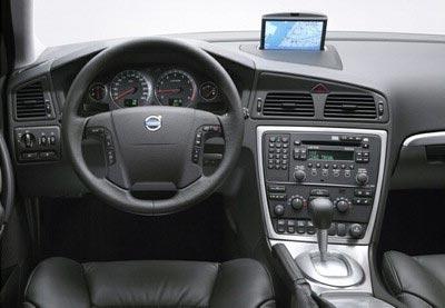 Cambios en el Volvo S60
