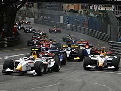 GP2: Maldonado arrasó en Mónaco