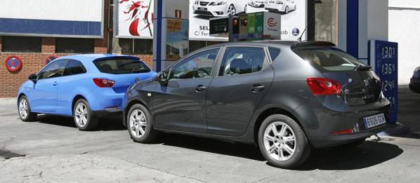 La gasolina vuelve a superar el euro