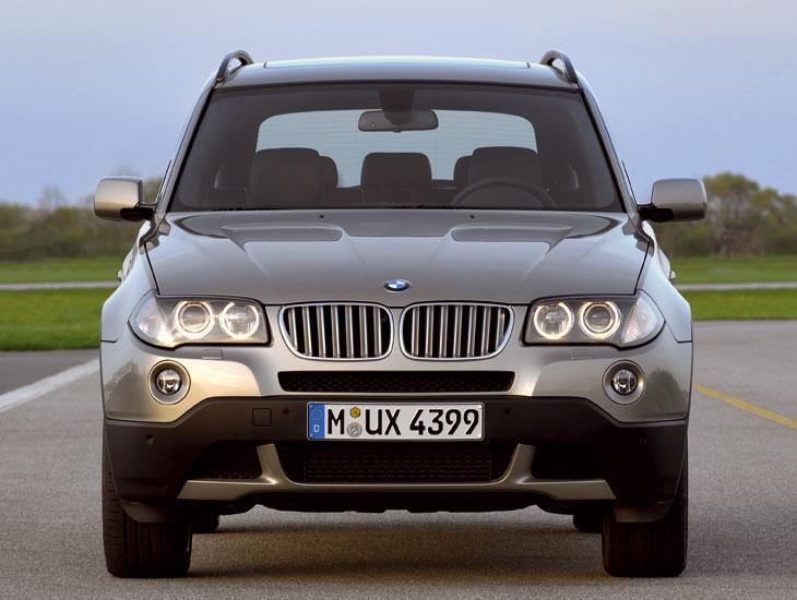 BMW X3: Salto adelante
