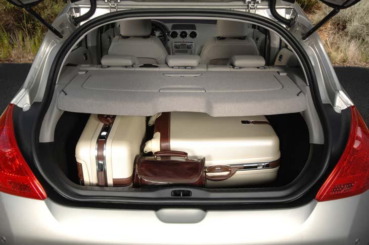 Peugeot 308 Habitabilidad