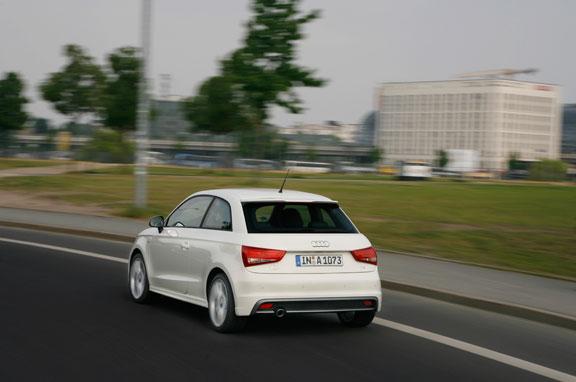 Probamos el nuevo Audi A1