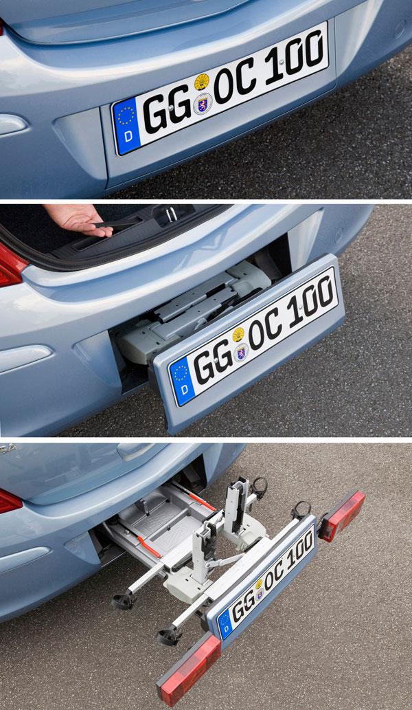 Sistema FlexFix de Opel