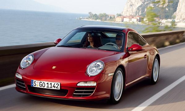 Nuevos Porsche 911 Targa 4 y Targa 4S