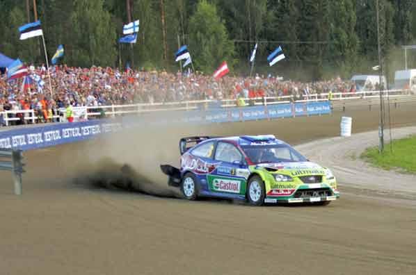 Avance Rallye de Finlandia
