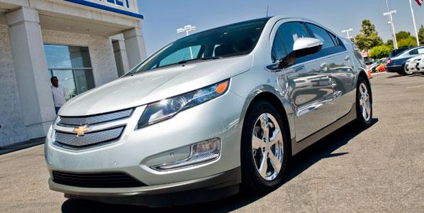 El eléctrico Chevrolet Volt ya tiene precio