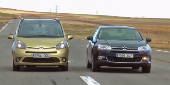 Citroën te ayuda a conducir más seguro