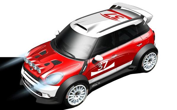 Mini llega al WRC