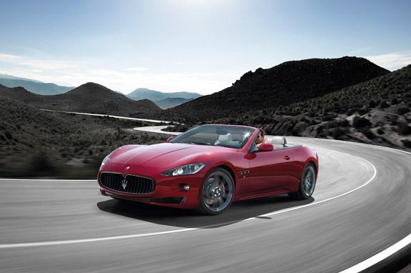 Maserati GranCabrio Sport por 158.091 euros.