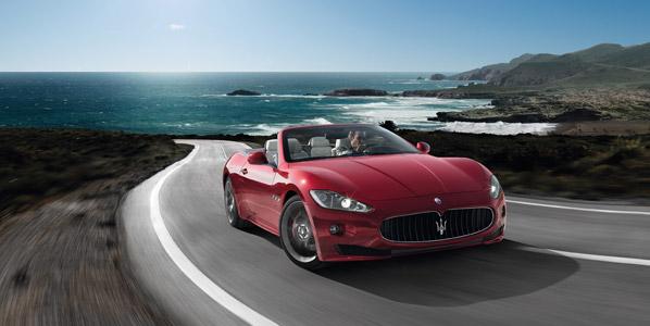 El Maserati GranCabrio Sport, por 158.091 euros