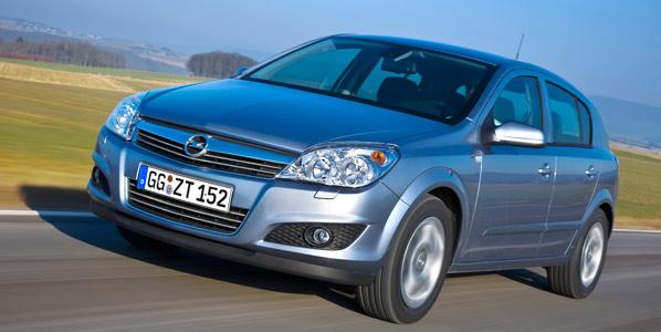 Opel Corsa y Astra EcoFLEX
