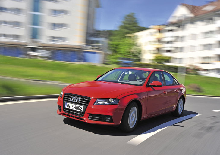 Novedades Audi en Frankfurt 2009