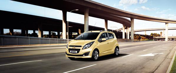 Chevrolet mostrará su renovada y mejorada gama en París