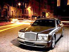 Bentley: la nueva generación del Arnage, protagonista