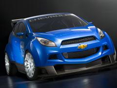 Chevrolet: WTCC Ultra, el Batmóvil de carreras
