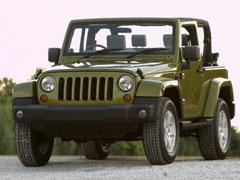 Jeep: por fin veremos el Wrangler