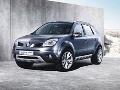 Renault: Koleos, el 4x4 en el horizonte