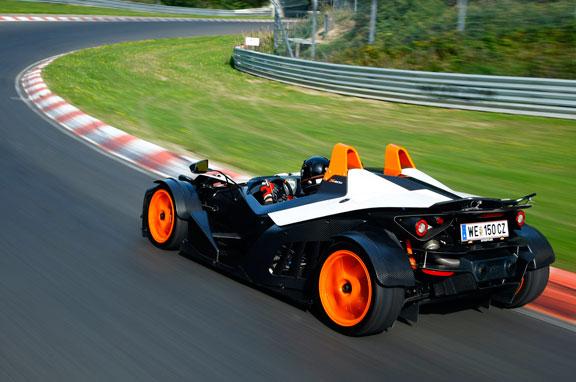 Nuevo KTM X-BOW R