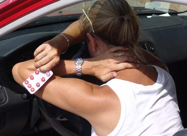 El 77 por ciento de los automovilistas conducimos con estrés
