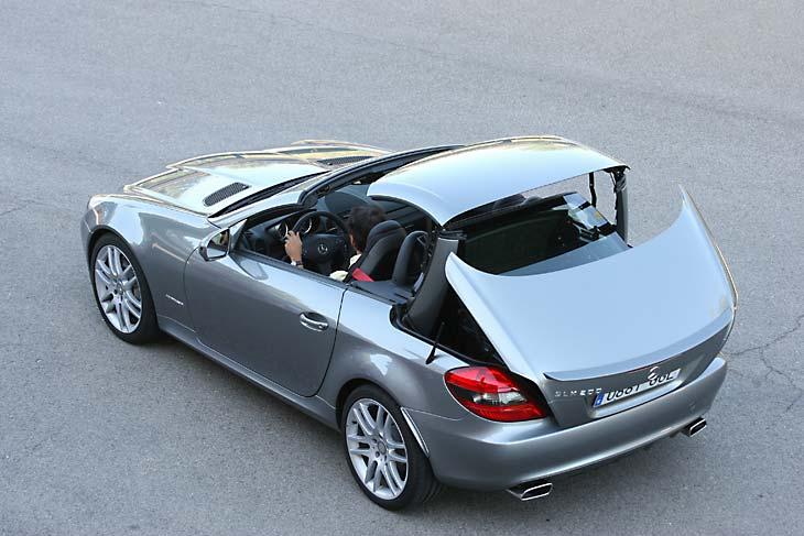 Mercedes SLK 200 Kompressor: detalles