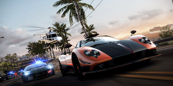 Need For Speed Hot Pursuit y WRC 2010