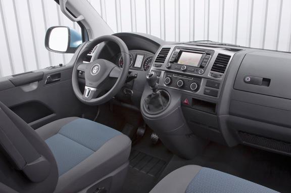 VW Multivan Bluemotion.