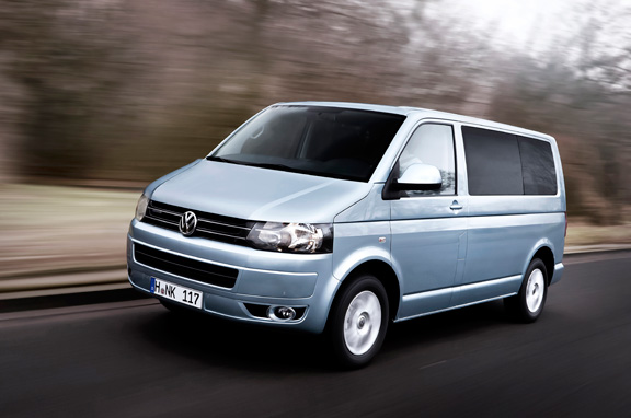 VW Multivan Bluemotion