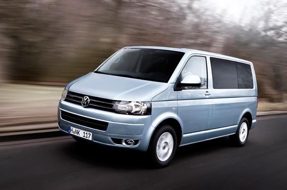 VW Multivan Bluemotion