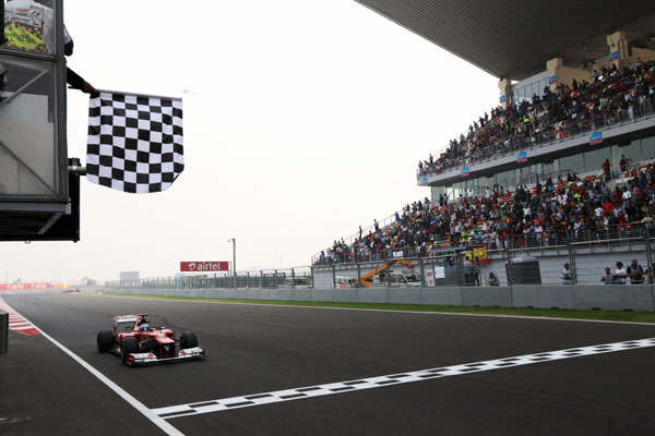 Gran Premio de la India de Fórmula 1