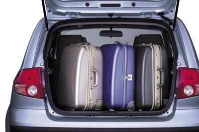 Capacidad de maletero desde 254 litros