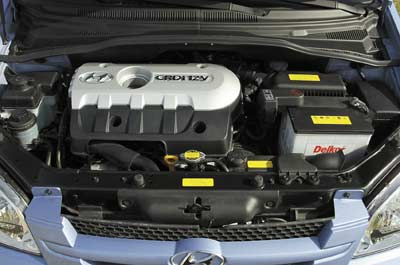 Mecánica 1.5 CRDI 12v de 82 CV de potencia