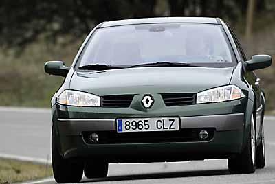 Renault Mégane Sedán 1.6