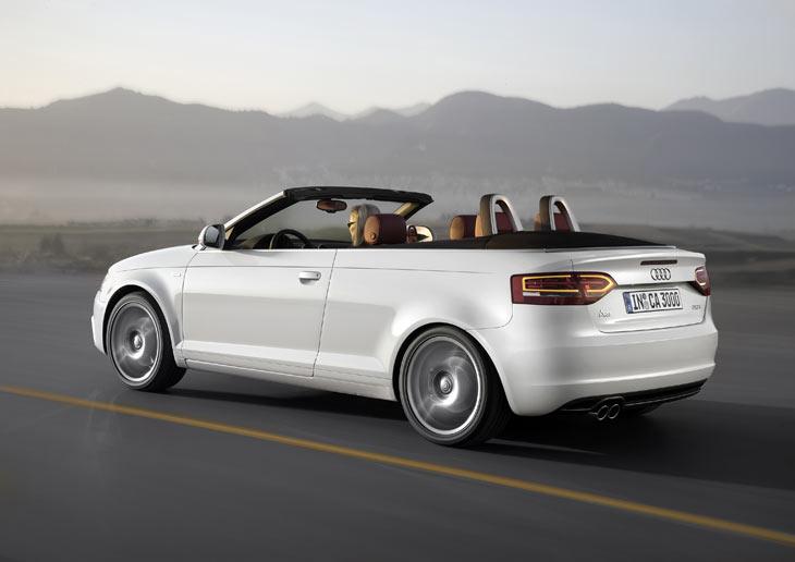 Nuevo Audi A3 cabriolet