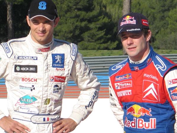 Loeb, el piloto total