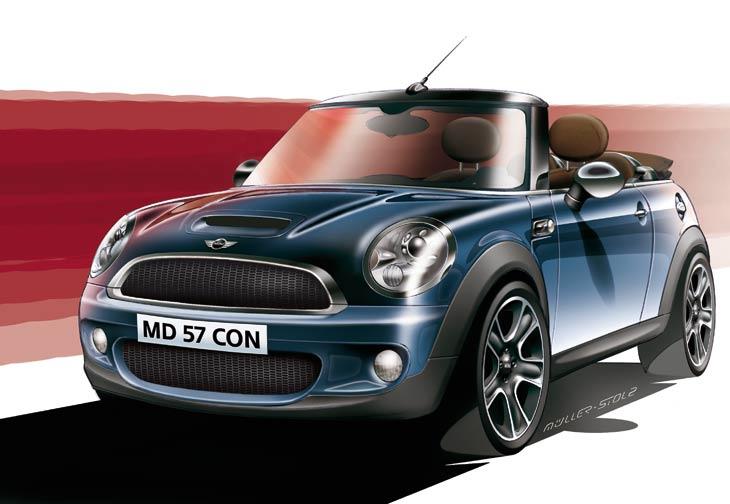 Mini Cabrio, novedad