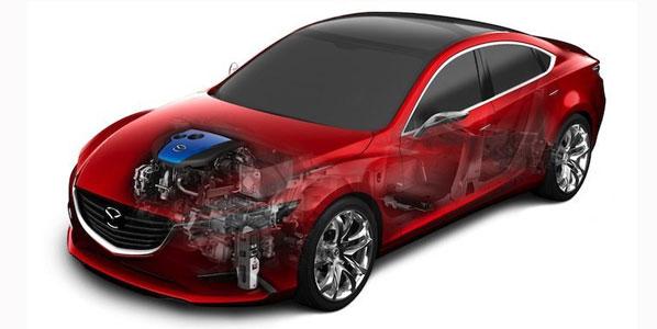 I-ELOOP, el nuevo sistema de frenado de Mazda