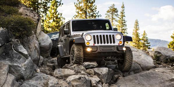 Jeep Wrangler Rubicon 10º Aniversario