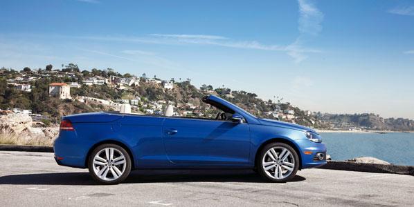 El nuevo Volkswagen Eos, desde 28.940 euros