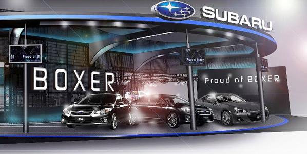 Subaru BRZ STI Concept, Black Edition e Impreza G4 STI Concept